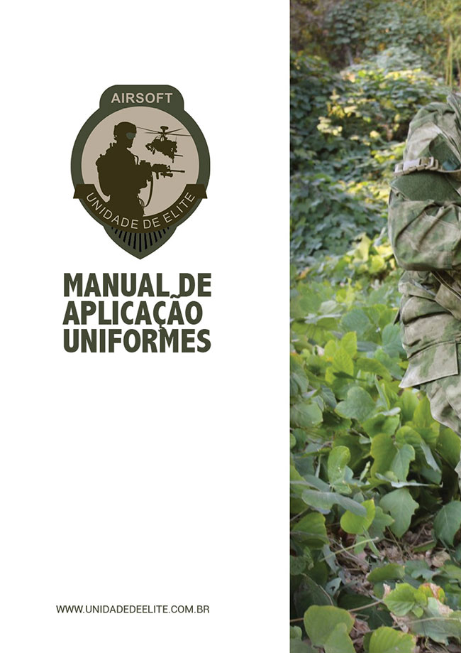 Manual de Aplicacao Uniformes